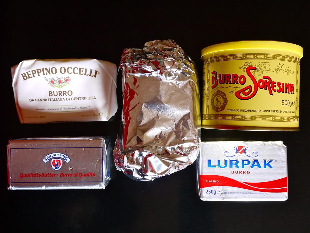 Ilmeglio prodotti a confronto il burro panbagnato - Carta specchio dove si compra ...