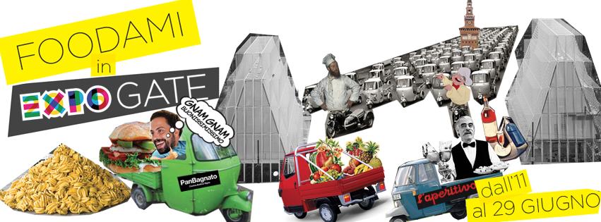 FOODAMI IN EXPO GATE_COPERTINA fb